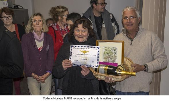 1er prix SOUPE