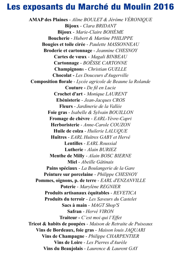 liste-des-exposants